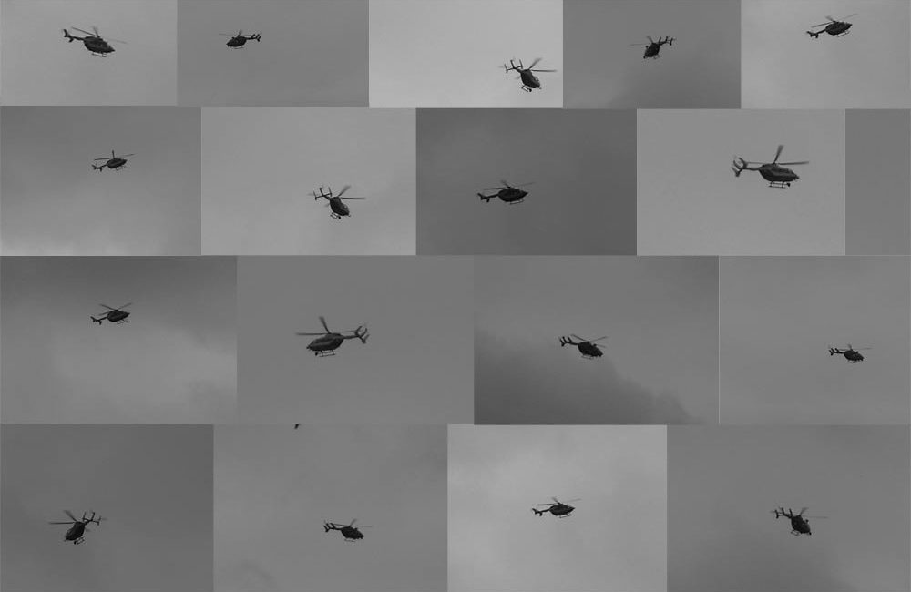 Surveillance aérienne