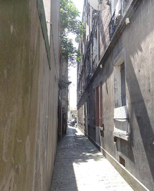 Passage du canal